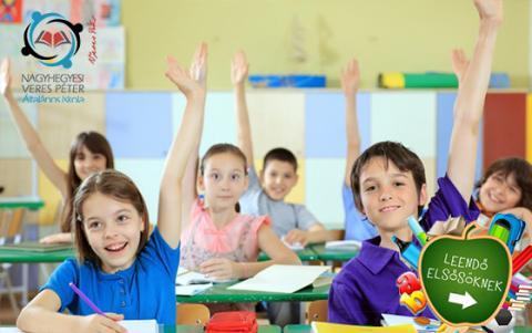Beiratkozás az iskolába