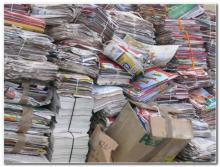 Papírgyűjtés