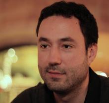 Vig Balázs, író